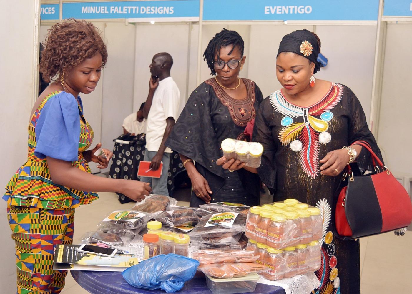 trade fair in Lagos, corporate event planner Nigeria, Eventigo