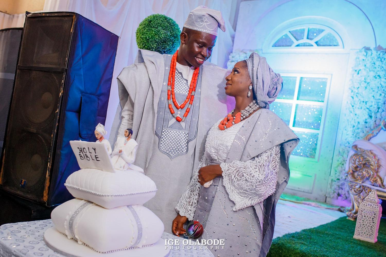 Nigerian Yoruba traditional wedding